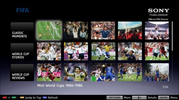 Sony Colectia Cupei Mondiale FIFA