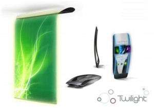 aer conditionat, aer conditionat Twilight, aer conditionat parfumat, Twilight ecran OLED, Twilight OLED imagini