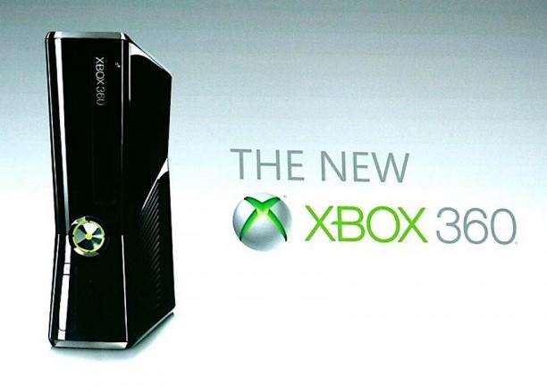Noul new xbox 360 1