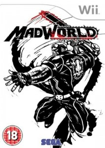 Wii, Nintendo Wii, consola Nintendo Wii, jocuri Wii, MadWorld, MadWorld Wii, MadWorld Nintendo Wii, third-person action game