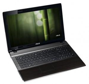 Asus, laptop Asus, Asus U53F, Asus U Bamboo, Asus bambus, Asus carcasa bambus, Asus display, Asus ExpressGate, Asus 15 inci, Intel Core i7, Nvidia, Nvidia GeForce 310M, Intel GMA HD, Asus Blu-ray