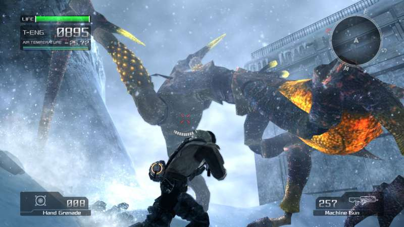 Lost Planet 2, Lost Planet 2 review, Capcom Lost Planet 2, Lost Planet 2 poveste, Lost Planet 2 gameplay, Lost Planet 2 The Snow Pirates, Lost Planet 2 Akrid G, Lost Planet 2 salvari, Lost Planet 2 grafica