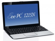 netbook, laptop, Asus, Eee PC, Seashell, Asus Eee PC, 1215N, Optimus, Nvidia, Intel