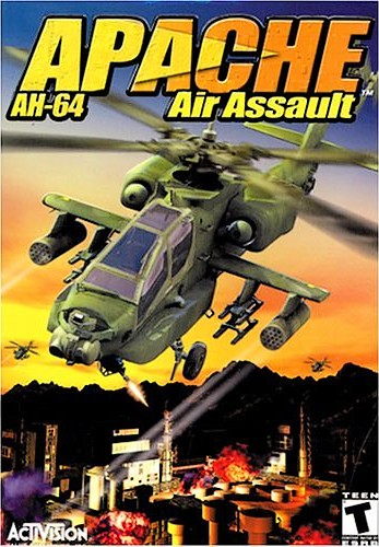 Apache: Air Assault cu trailer de debut
