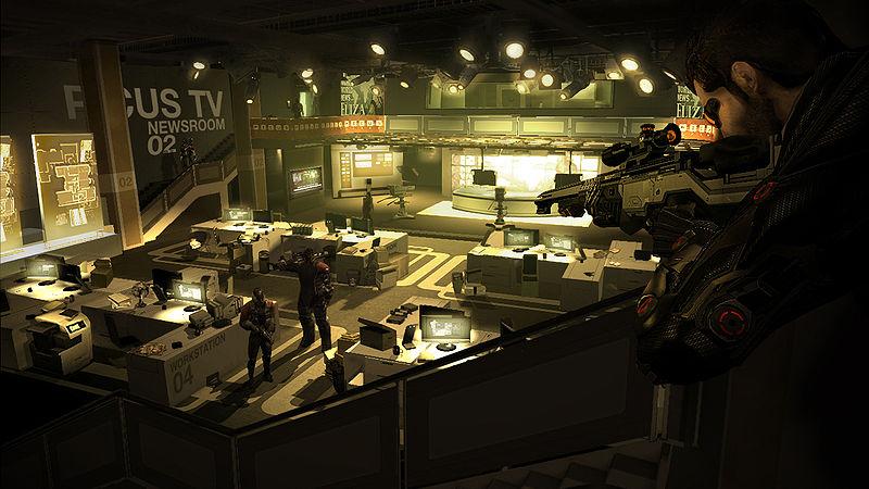 Noul om din Deus Ex: Human Revolution