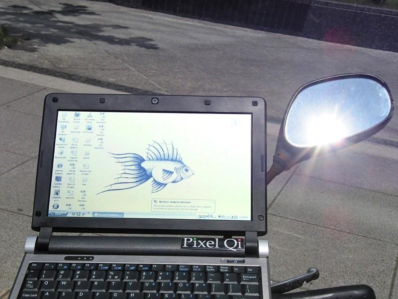 """Ecranul Pixel Qi de 7 inci, in productie, dupa intarzierea produsa de """"efectul iPad"""""""