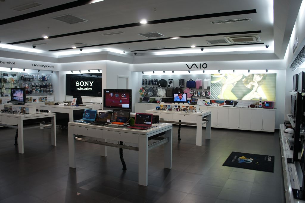 Sony Center din nou la Unirea