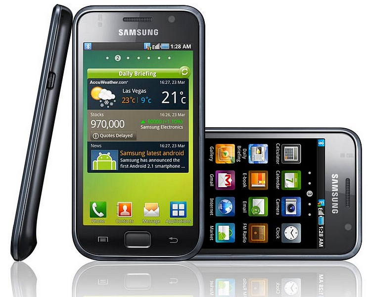 Froyo pe Galaxy S, in sembrie, octombrie…