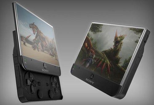 Sony pregateste PSP2