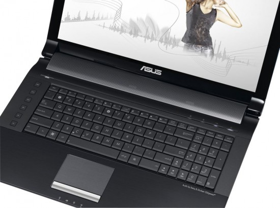 ASUS, ASUS N73, Bang & Olufsen, desktop replacement,touchpad, hardware, ICEpower, laptop, notebook, SonicMaster, review, review ASUS N73, audio, sunet, Full HD, HD, Intel, Core i5