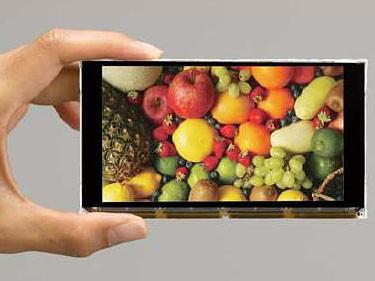 Cel mai mic display Full HD din lume