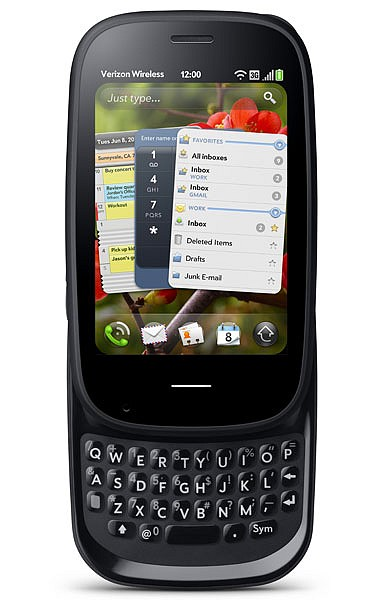 Palm is back! HP lanseaza Pre 2 si webOS 2.0