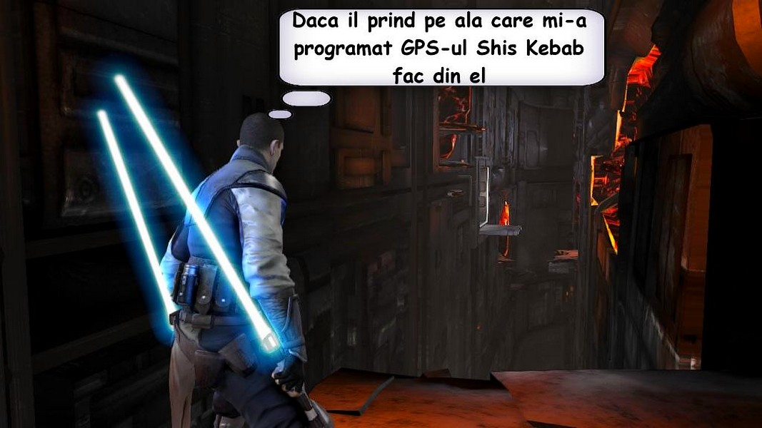 Star Wars Force Unleashed 2 demo in octombrie