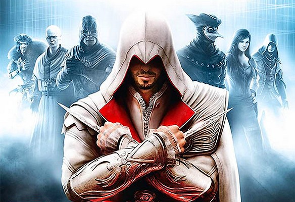 Castiga pachetele Assassin's Creed Brotherhood