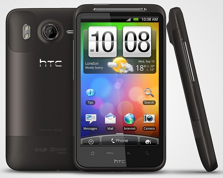HTC Desire HD a ajuns in Romania