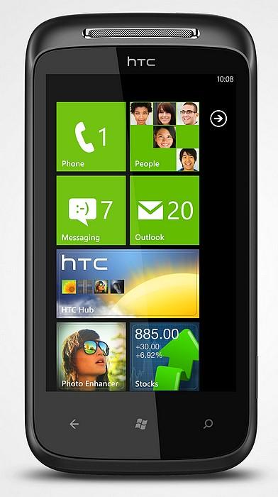 HTC 7 Mozart intra la Cosmote Romania