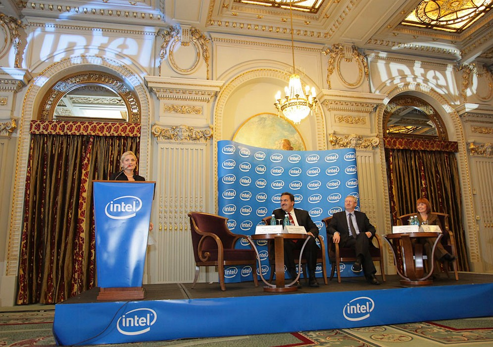Intel are centru de cercetare si dezvoltare software in Romania
