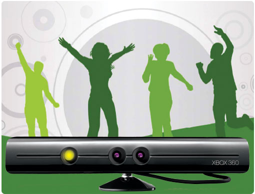 Kinect, noua camera video 3D