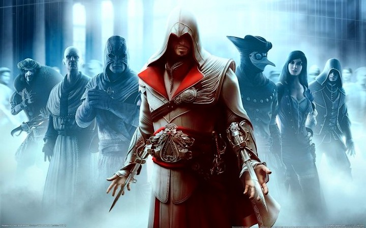 Ubisoft a anuntat Assassin's Creed Brotherhood in Romania