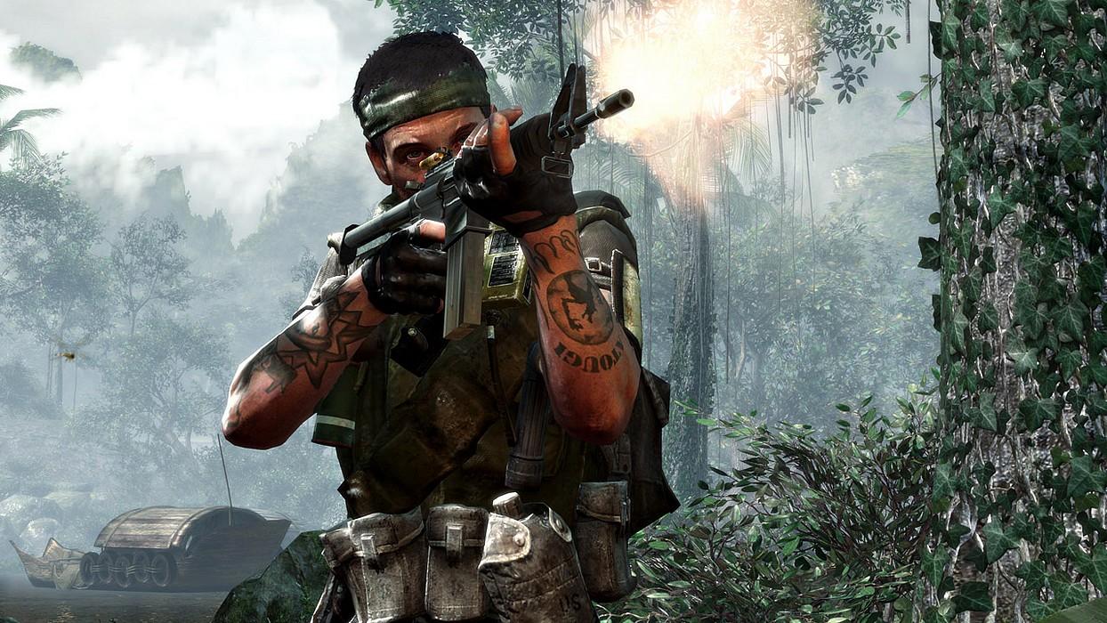 Lansarea Call of Duty: Black Ops