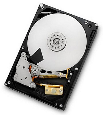 Hitachi are primul hard intern de 3TB si 7.200RPM
