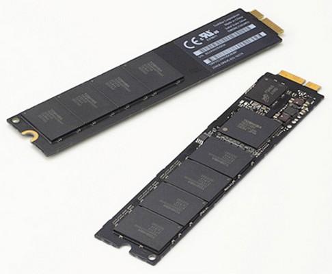Toshiba extinde memoria SSD din MacBook Air pentru toata lumea