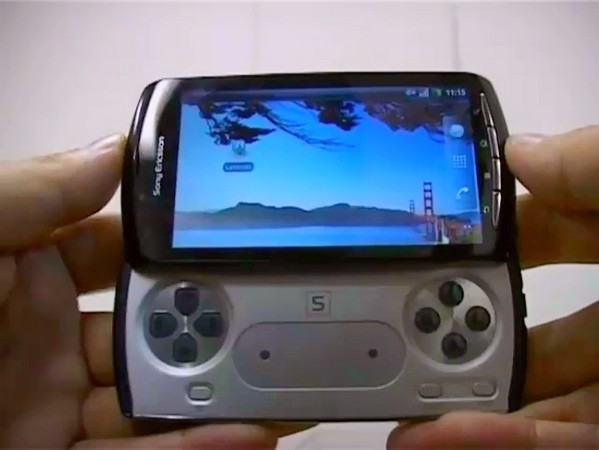 Telefonul PlayStation se va numi Xperia Play?