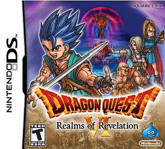 Dragon Quest VI: Realms of Revelation, in lansare… la altii