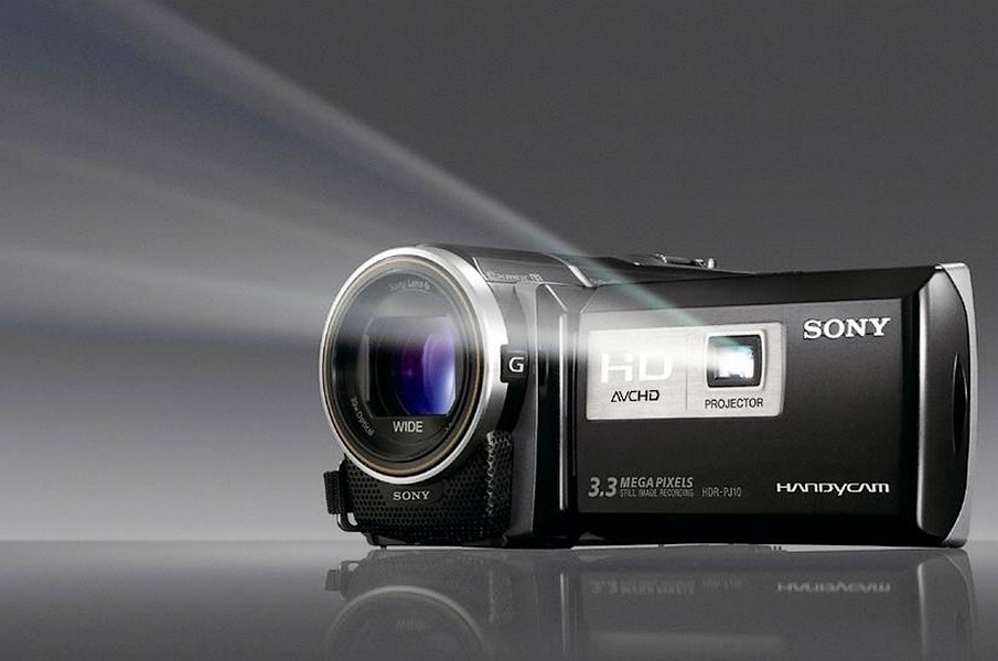 Noile camere video ale Sony