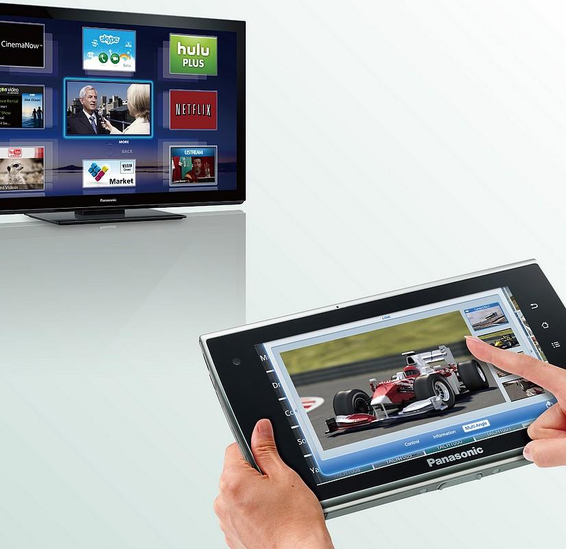Panasonic prezinta Viera Tablet, cu Android