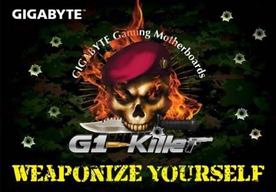 CES 2011: Gigabyte lanseaza placile de baza G1-Killer pentru gaming de elita