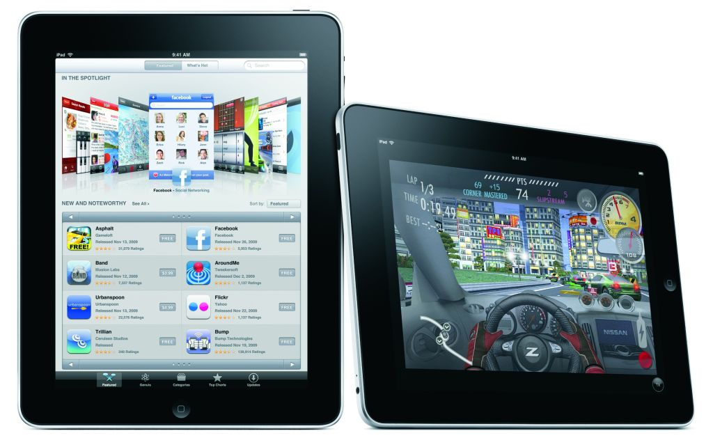 Apple iPad: o permanenta evolutie