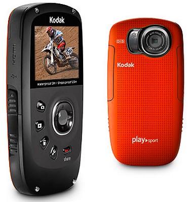 Cele doua noi camere video de buzunar de la Kodak
