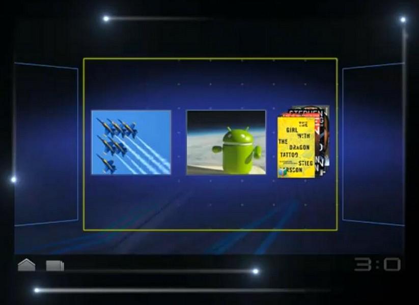 LG G-Slate: ecran 3D, cu inregistrare 3D, fara ochelari 3D? [+VIDEO]