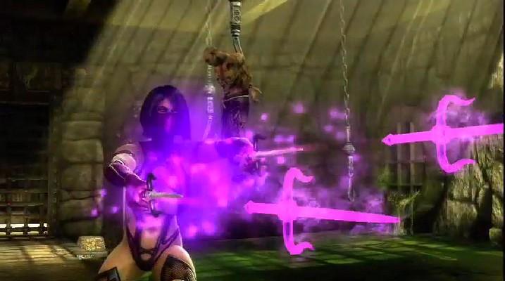 Frumoasa-bestie din Mortal Kombat