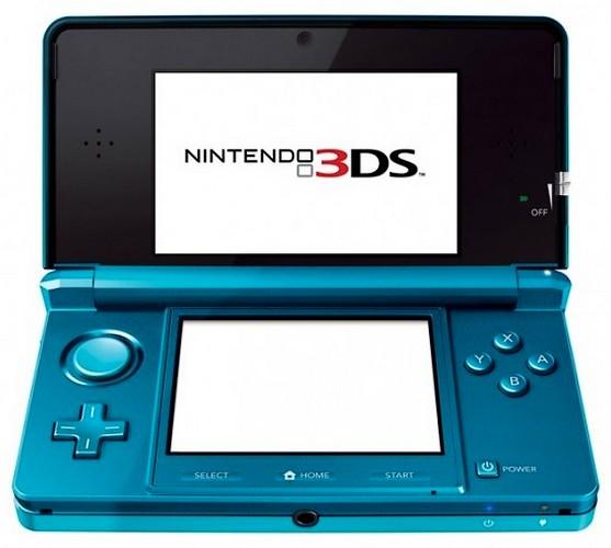 Nintendo 3DS, cu blocare in functie de regiune?