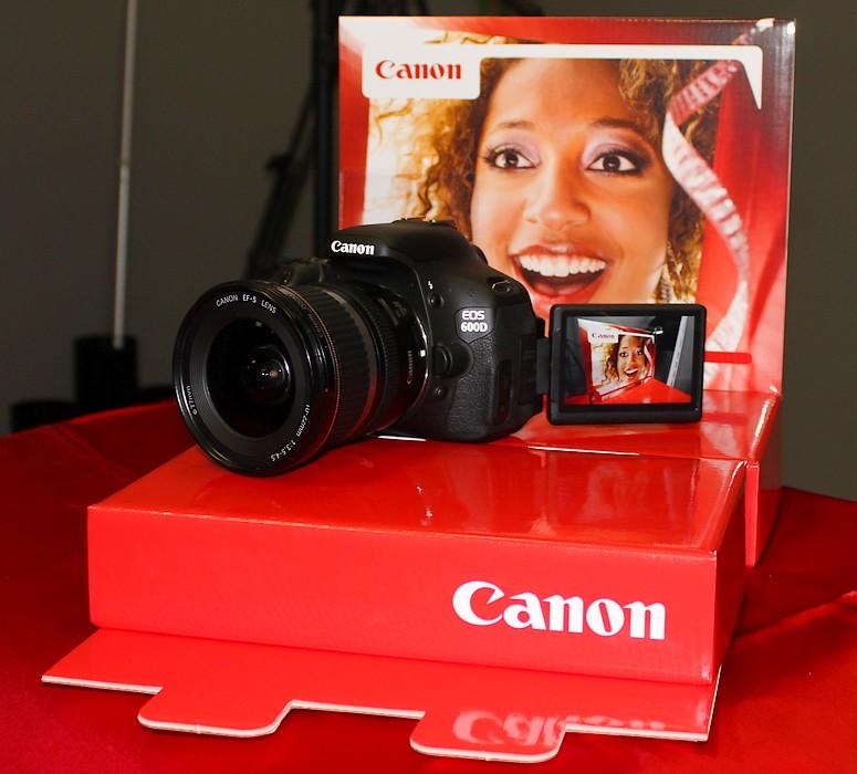 Canon EOS 600D si 1100D: camere noi pentru incepatorii in ale DSLR-ului
