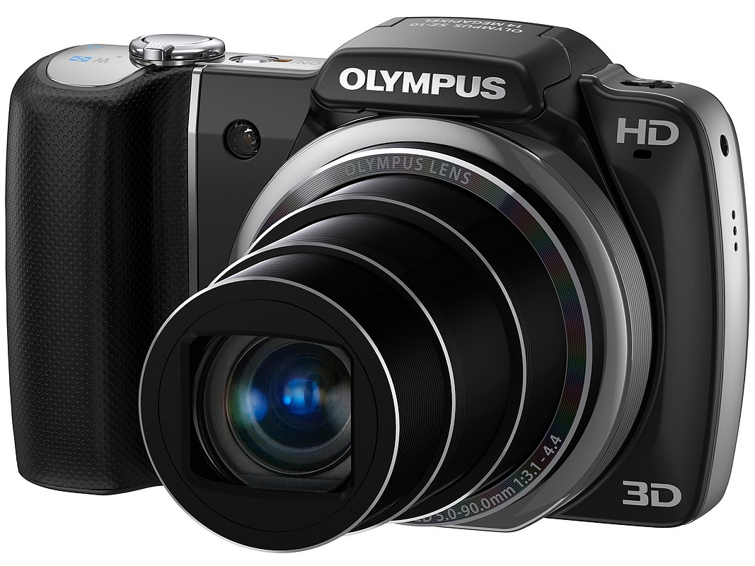 Olympus are noi camere foto: SZ-10, VG-110, VR330 si VR320