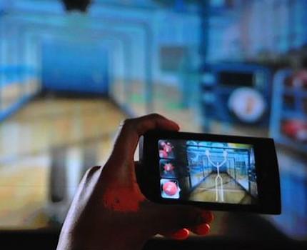 Gaming cross platform cu Windows Phone 7 si Kinect