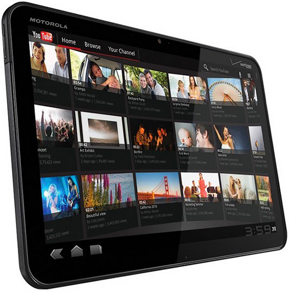 Pret de Motorola Xoom [+VIDEO]