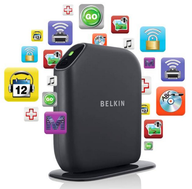 Belkin a lansat noua gama de routere Surf, Share si Play [+VIDEO]