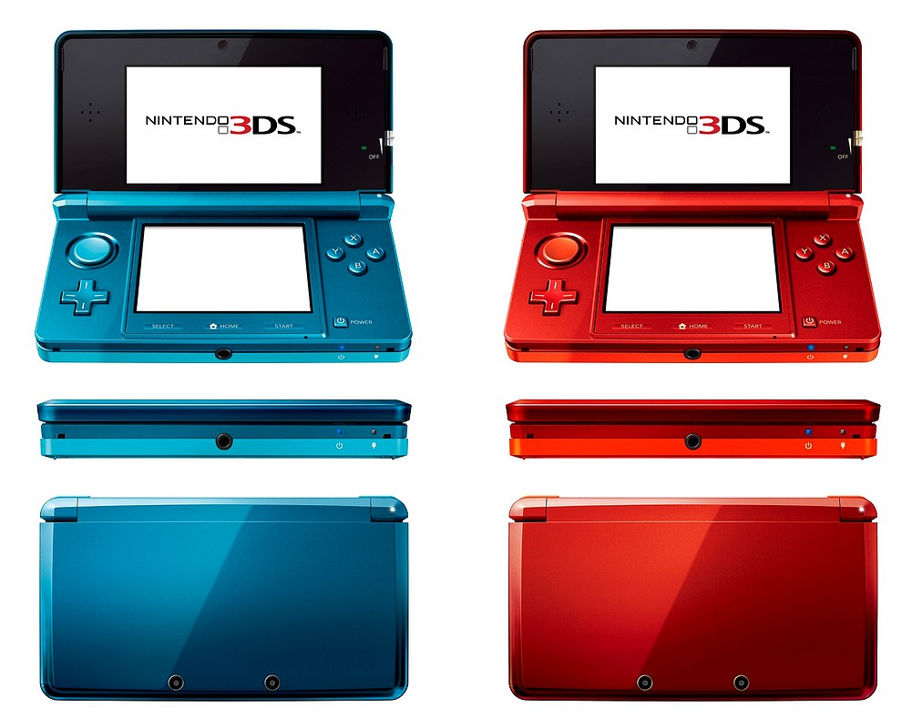 Stiti cat costa Nintendo 3DS?