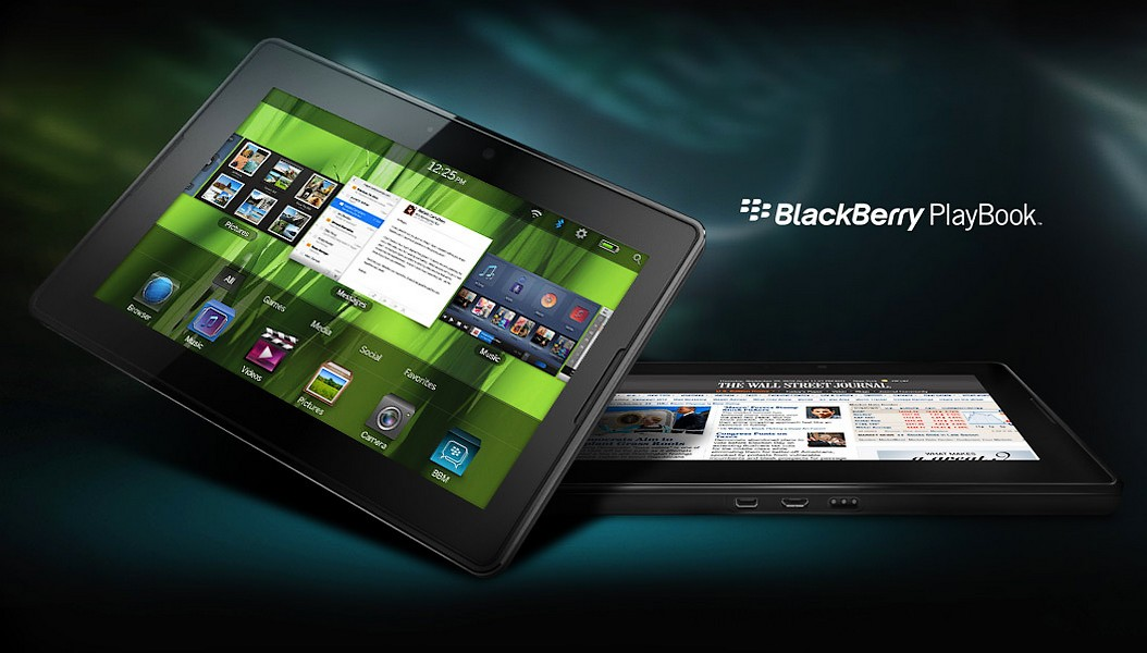 Daca nu ii poti invinge, alatura-te lor – BlackBerry PlayBook