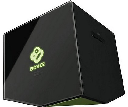 Boxee Box in update