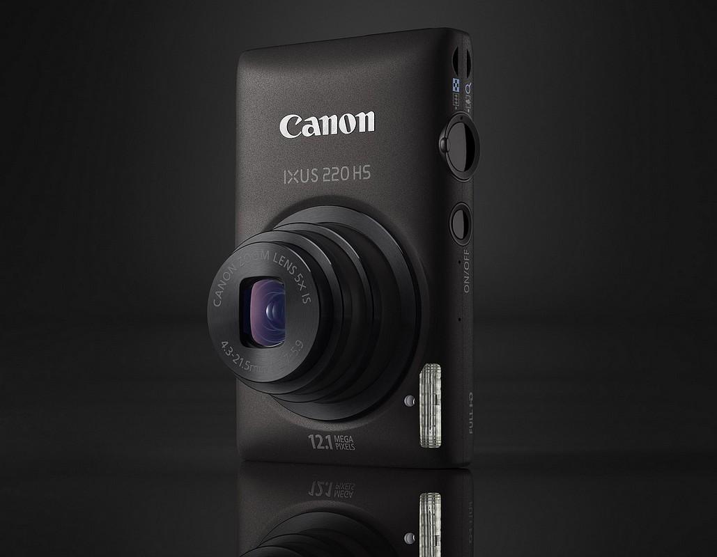 Canon are in Romania compacta Ixus 220 HS