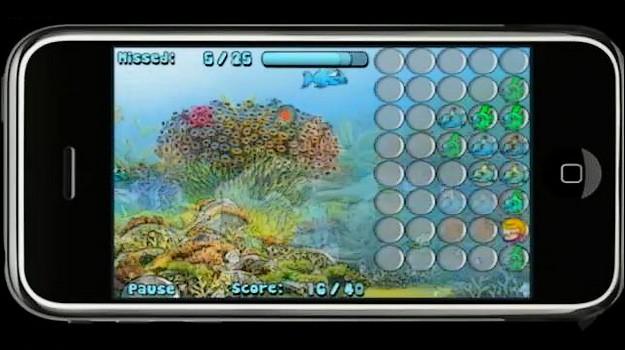 "Fish Tank, pentru PSP si ""iPlay"""