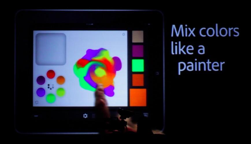 Adobe Photoshop pe iPad – varianta profi