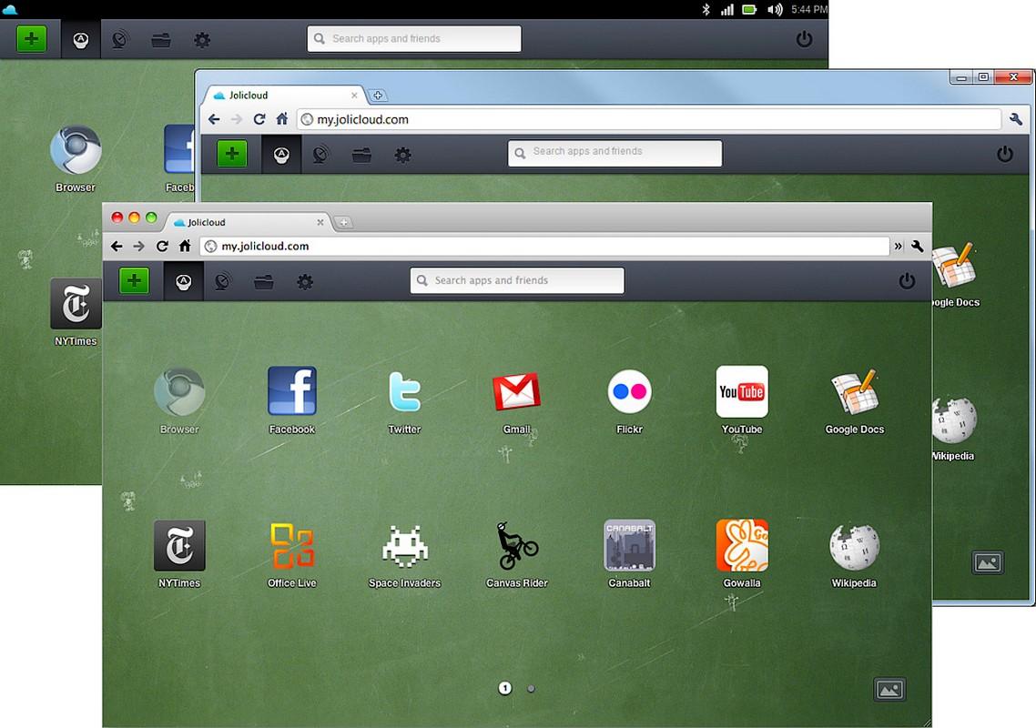 Un nou sistem de operare Joli OS