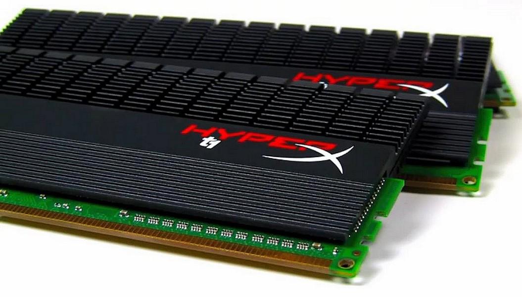 Kingston are noi memorii triple-channel HyperX T1 Black [+VIDEO]