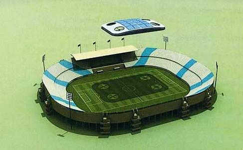 Cum racoresti un stadion?